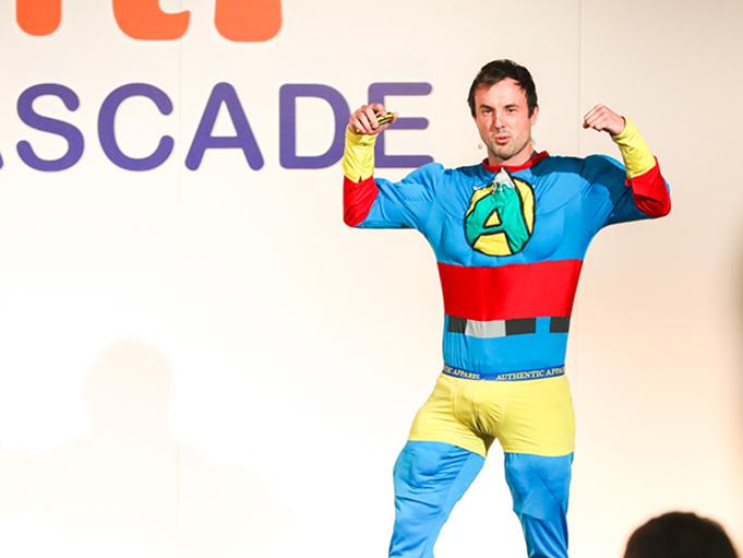 Jamie McDonald – Author of Adventureman | Co-founder Superhero Foundation